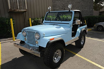 1979 Jeep CJ5 - Hot Rod City - Hot Rod City