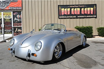 1957 Porsche 356 Replica Hot Rod City Hot Rod City