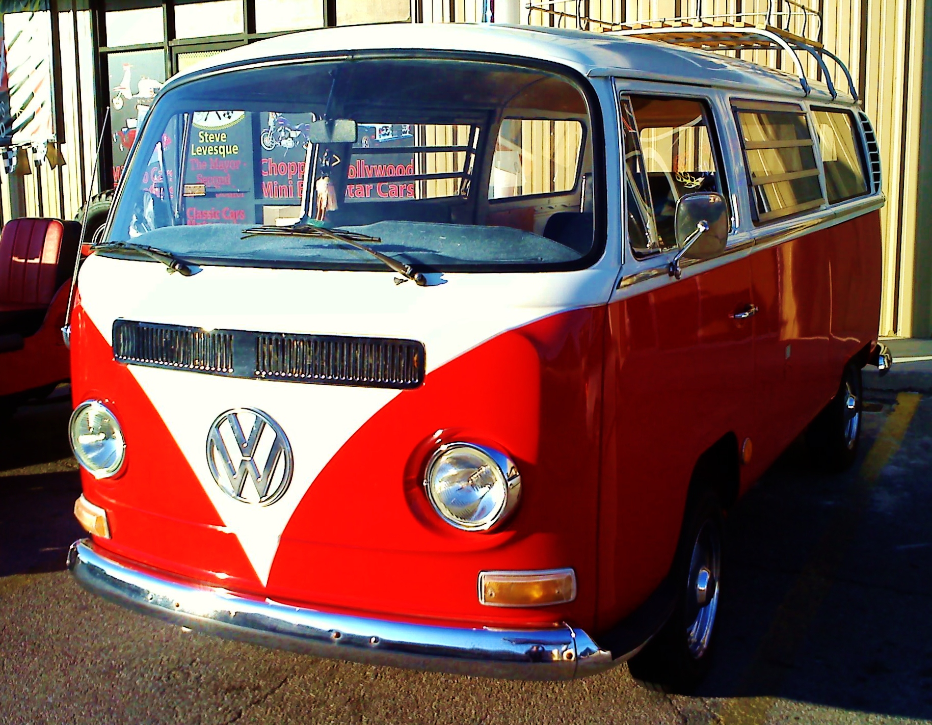 Lifts For Sale >> 1968 Volkswagen Bus - Hot Rod City - Hot Rod City