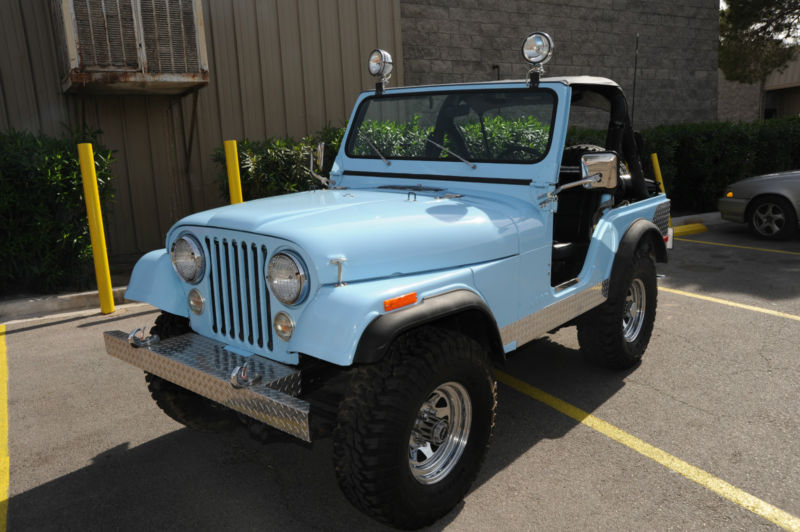 1979 Jeep Cj5 Hot Rod City Hot Rod City