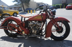 1937 Indian Scout - Hot Rod City - Hot Rod City
