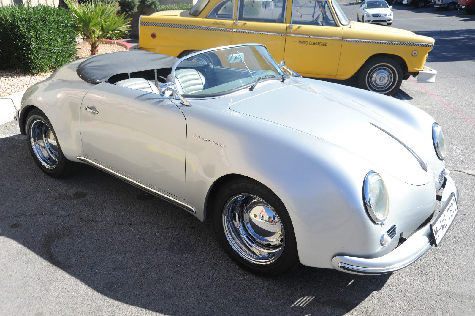 1957 Porsche Speedster 356 Hot Rod City Hot Rod City