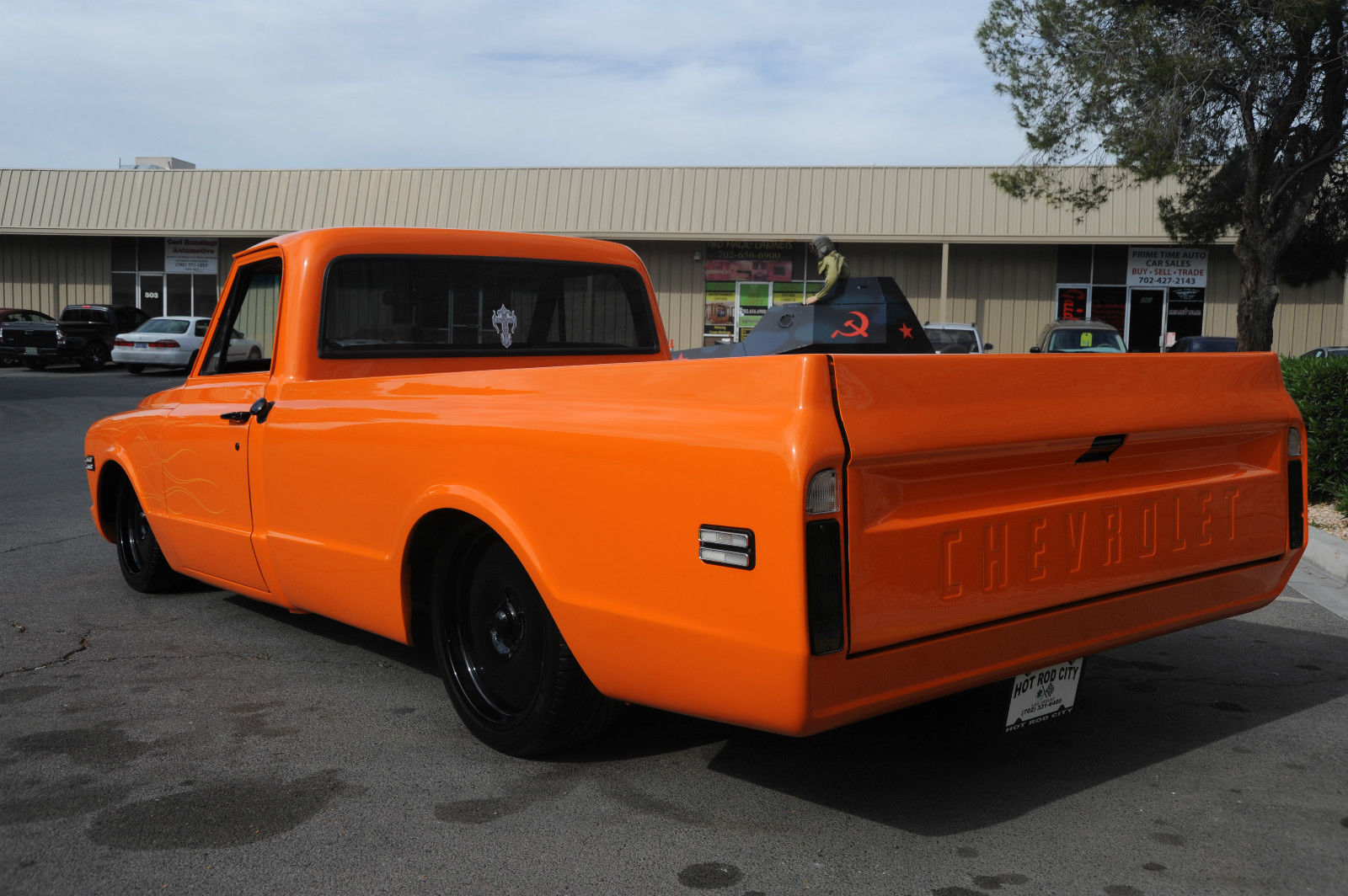 1968 Chevy C10 Hot Rod City Pickup Truck