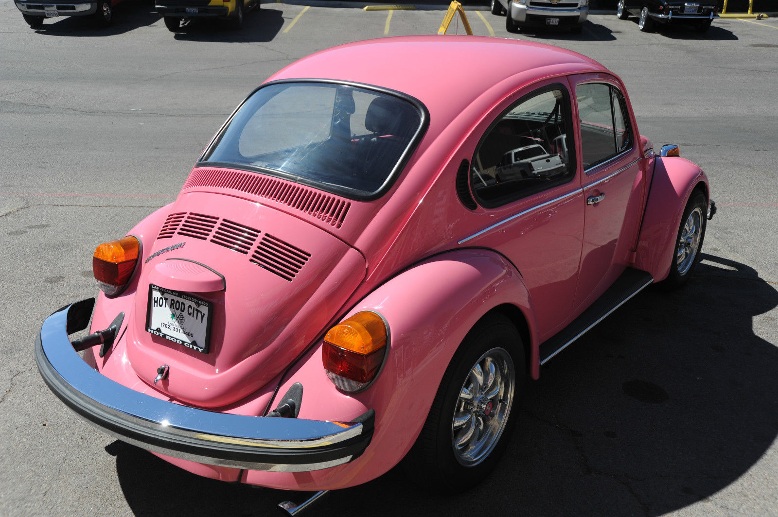 drive unique review pinkbeetle compact are visiting a volkswagen market and autonation the highly if recommend for beetle in your something re local test pink dealer looking we you vehicle