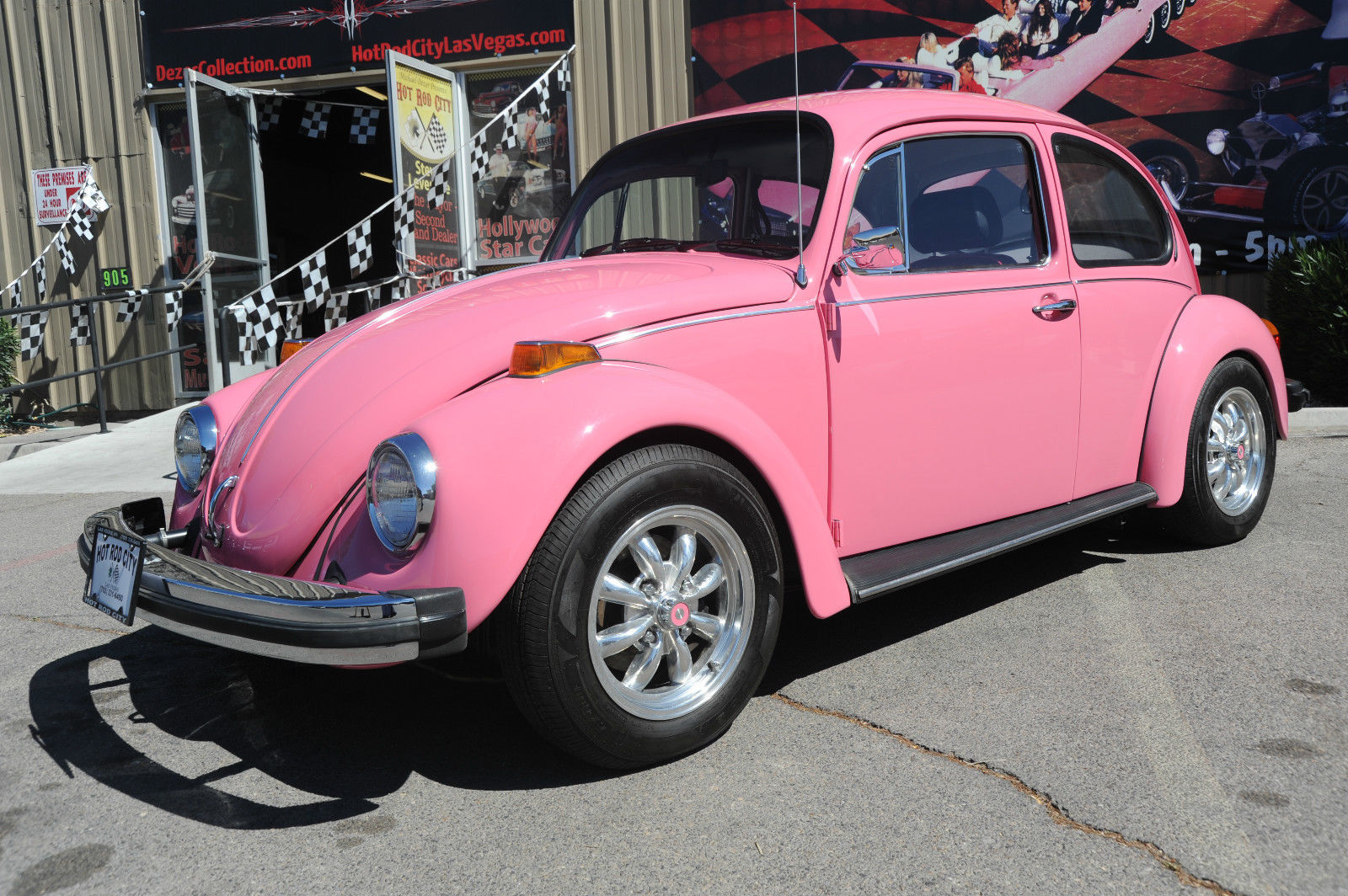 motion news pinkbeetle to volkswagen about know things en beetle side pink the motor in trend